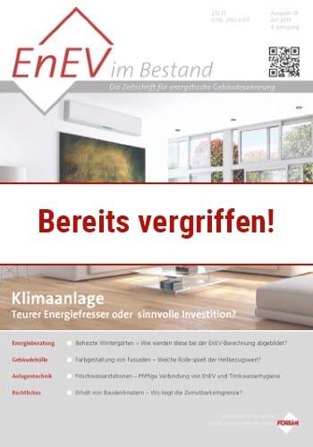 Ausgabe Juli 2014<br>KLIMAANLAGE