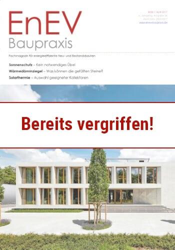 Ausgabe Mär./Apr. 2017<br>HYBRID-WÄRMEPUMPEN