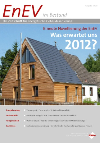 Ausgabe September 2011<br>WAS ERWARTET UNS 2012?