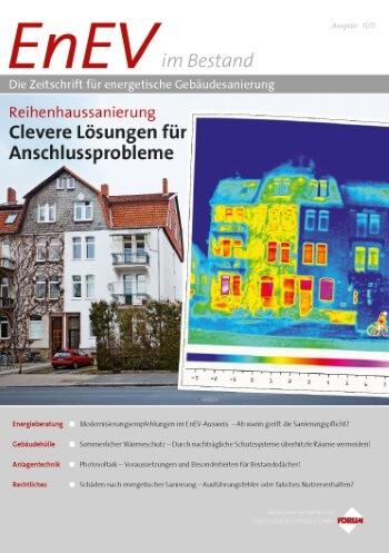 Ausgabe November 2011<br>REIHENHAUSSANIERUNG