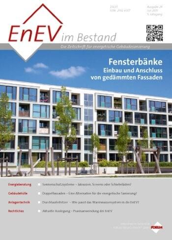 Ausgabe Juli 2015<br>FENSTERBÄNKE