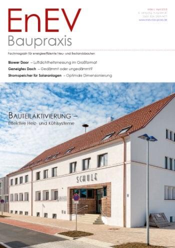 Ausgabe Mär./Apr. 2018<br>BAUTEILAKTIVIERUNG