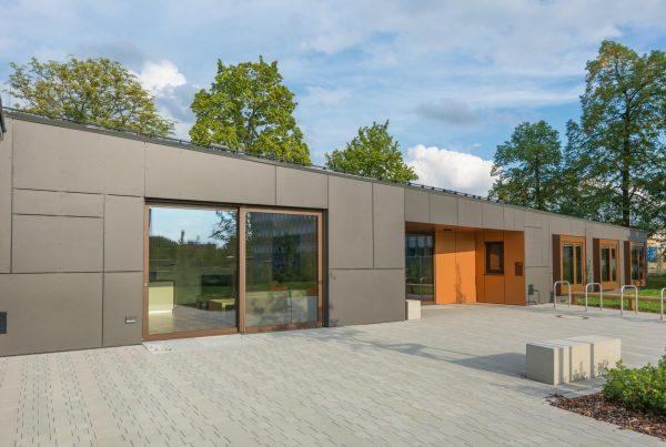 Bodentiefe Fenster und Türen