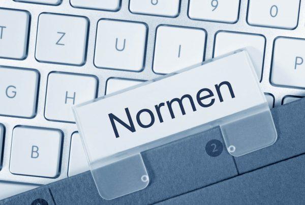 Architekten DIN-Normen