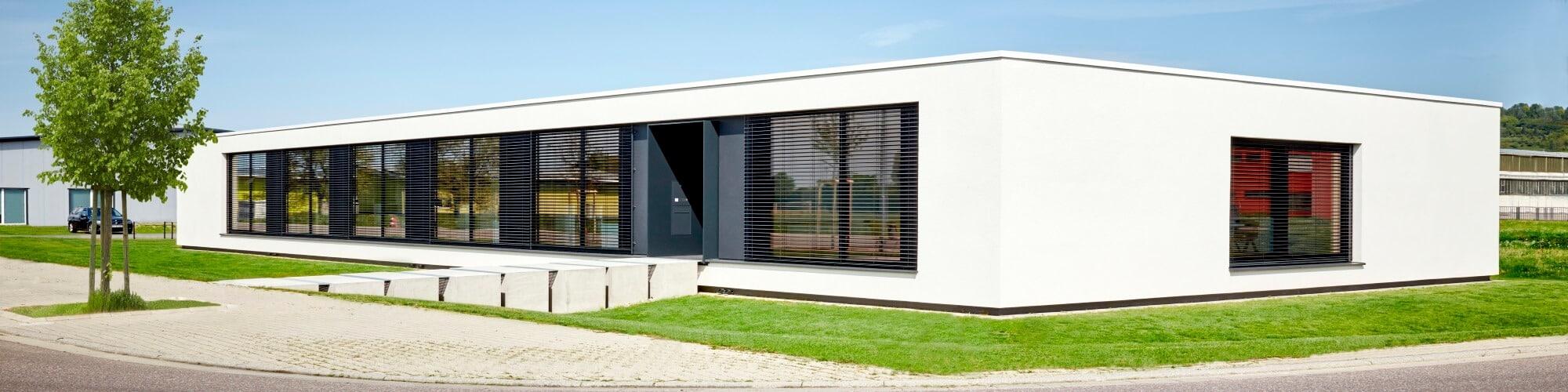 Plusenergie-Büro