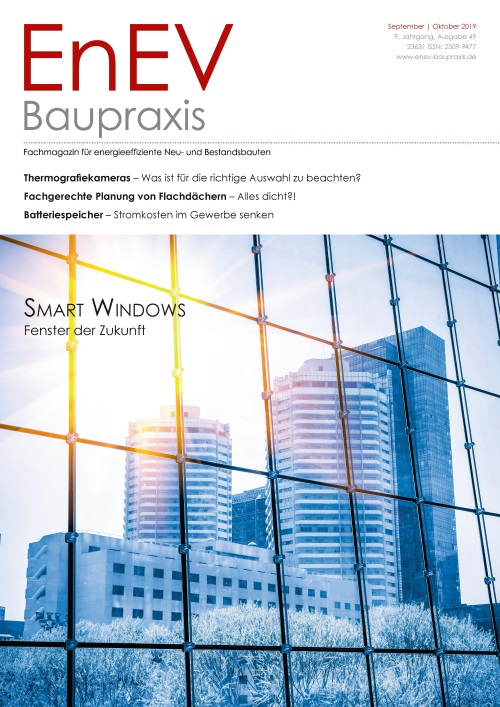 Ausgabe Sep./Okt. 2019<br>SMART WINDOWS