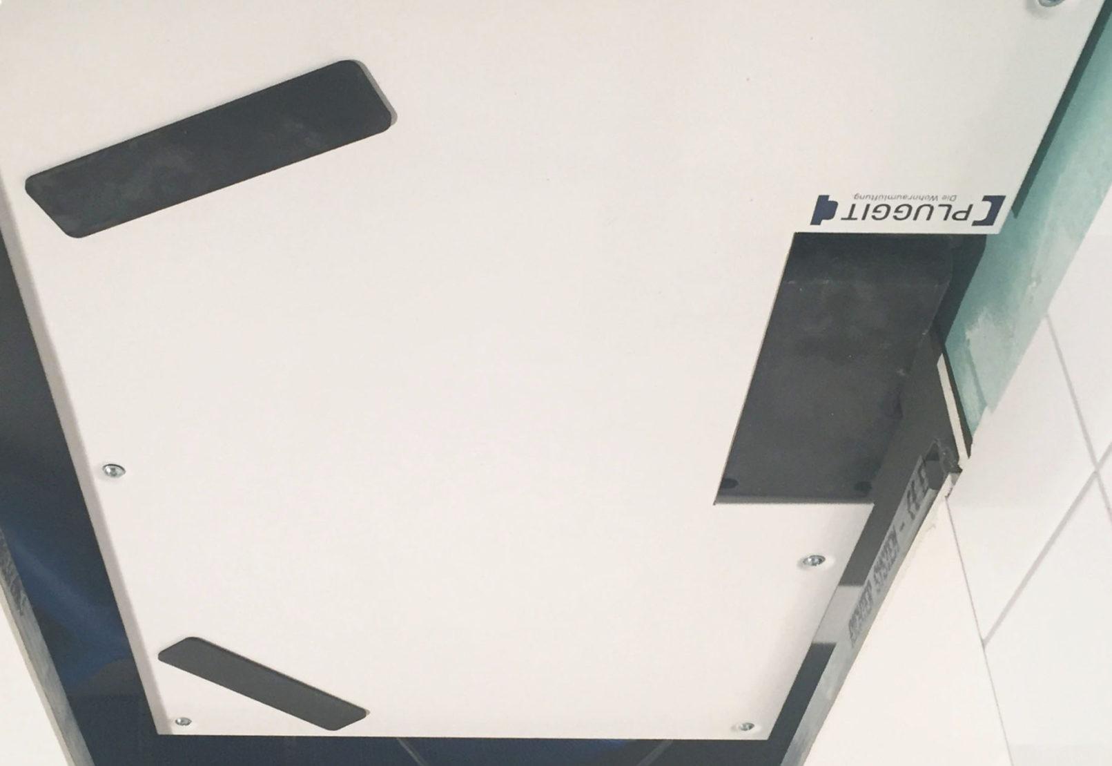 PluggPlan Lüftungsgerätes PP-GH